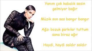 Gülşen   Bangır Bangır Lyrics