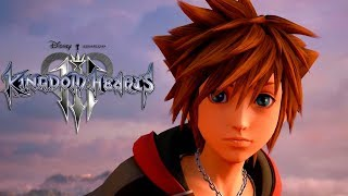 Kingdom Hearts III – Official TGS Big Hero 6 Extended Trailer (Japanese)