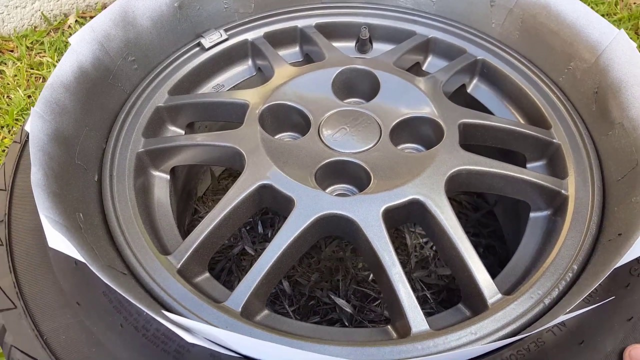 How To Paint Your Car Wheels Duplicolor Wheel Paint