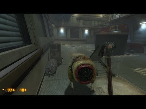 Let's Play Black Mesa Source: Unforeseen Consequences