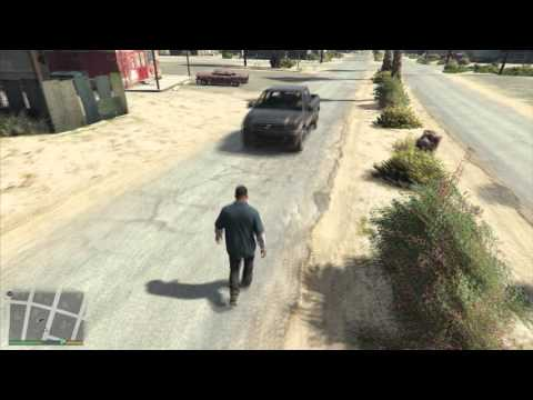 GTA V - Russian Roulette Mod