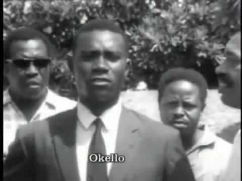 Zanzibar Revolution [1964] John Okello, Abeid Karume and Abdulrahman Babu