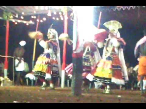 Bhoota Kola flute dance