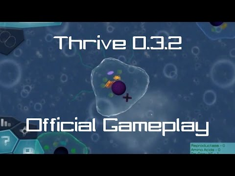 Thrive 0.3.2 Official Gameplay