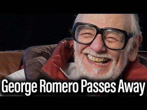 George Romero Passes Away At 77