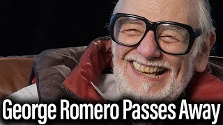 George Romero Passes Away At 77