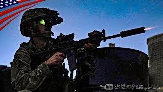 特殊部隊PJ(米空軍)の暗闇でのショット&ムーブ訓練