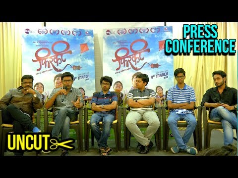 Firki | Press Conference Uncut | Upcoming Marathi Movie 2018 | Boyz
