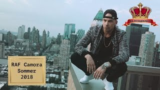 TOP 10 RAF CAMORA Single Charts | Sommer 2018