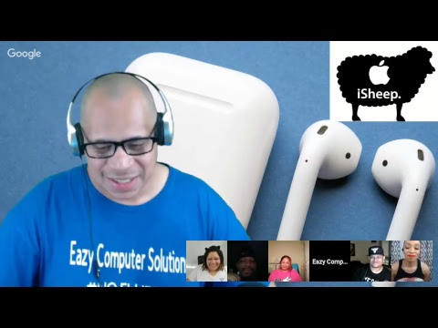 Apple Drop New Ipads & New Airpods | Lets Talk | Wired Wednesday 3/20/19