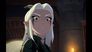 Принц-дракон \ The Dragon Prince Русский Трейлер (2018)