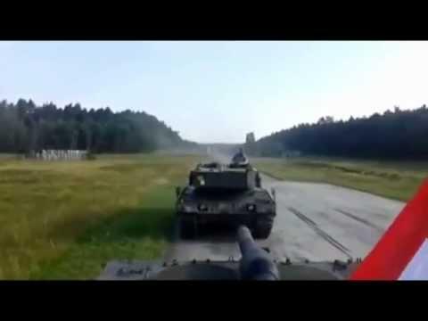 Tank Leopard Republik Indonesia