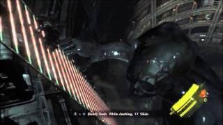 Resident Evil 6: Chris ch.5 escape the B.O.W HELP video!