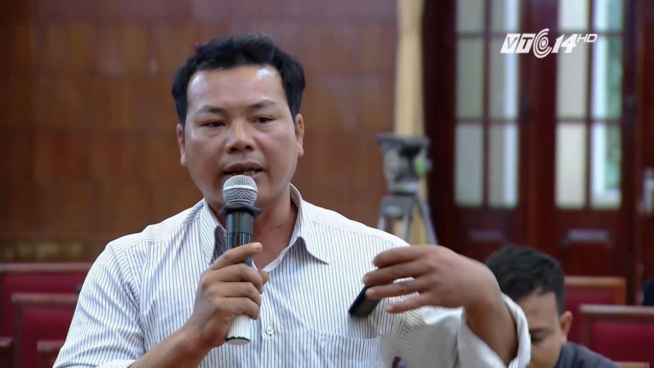 (VTC14)_Doanh nghiệp vận tải tính đưa việc điều chuyển luồng tuyến của Hà Nội ra tòa