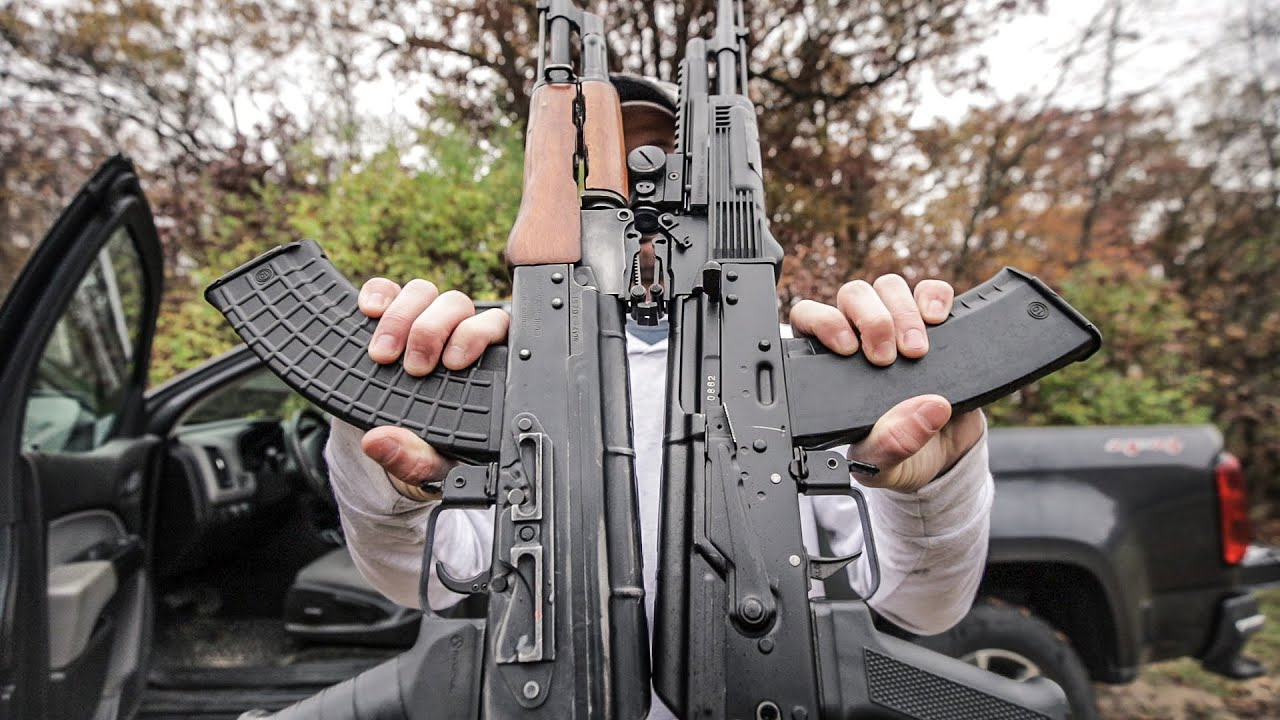 Download The AK-74 is BETTER Than The AK-47... Here's Why