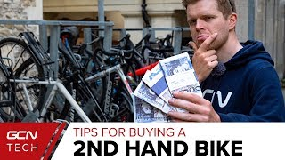 Tips For Buying A Uṡed Or Second-hand Road Bike