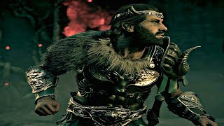 Assassin's Creed Odyssey - Perseus Boss Fight (AC 2019 Hades DLC Perseus Lvl 68 Boss) PS4 Pro