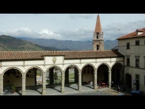 CASTIGLION FIORENTINO - TOSCANA - Tuscany  - HD