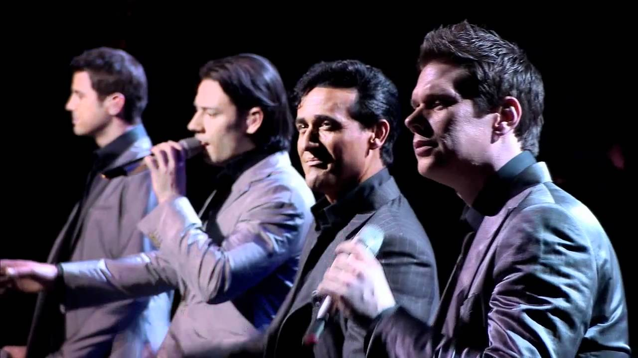 Il divo everytime i look at you youtube - Il divo live in barcelona ...