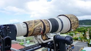 4K 25mm-15000mm 600X  super-telephoto zoom - Better than Nikon P1000 ??? 超望遠