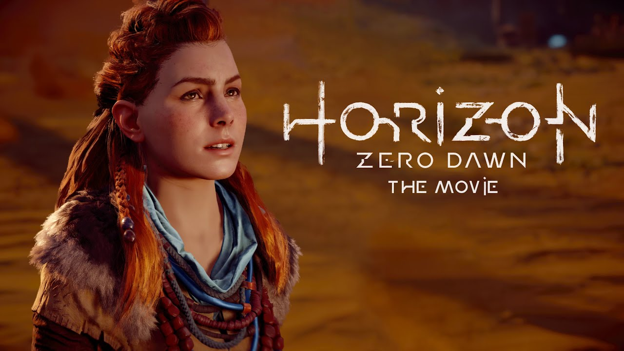Horizon Zero Dawn (The Movie) thumbnail