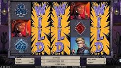 #257 Wild Wild West: The Great Train Heist (NetEnt) x272