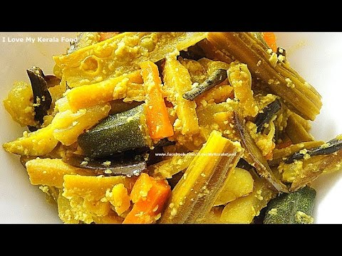 how to prepare kerala avial