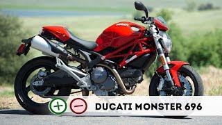 Ducati Monster 696 Плюсы и Минусы - Итальяшка