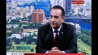 الصحفي محمود حسن وزارة الهجرة لا توفر الرعاية الي المصريين بالخارج إلي حد كبير