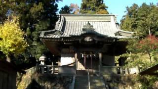 木曽三社神社(きそさんしゃじんじゃ)