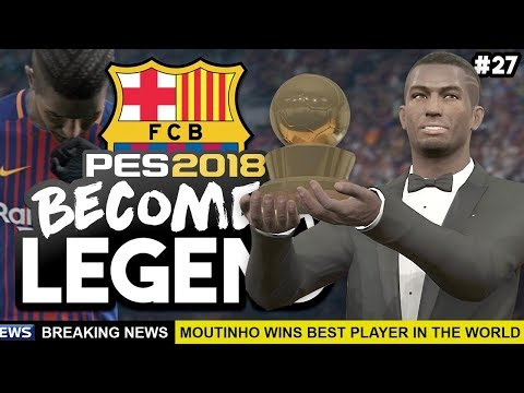"""THE BEST PLAYER IN THE WORLD!"" BECOME A LEGEND! #27