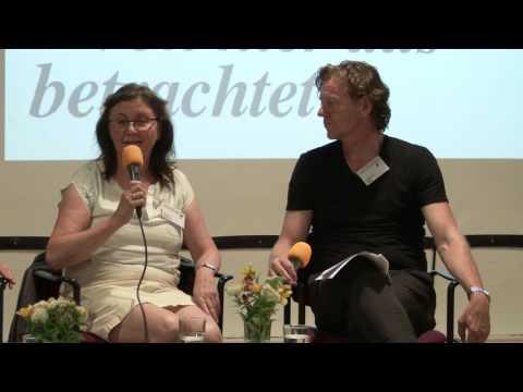 R:B Symposium 2016 - Podiumsdiskussion - Kunst und Stadtentwicklung (RASTER : BETON)