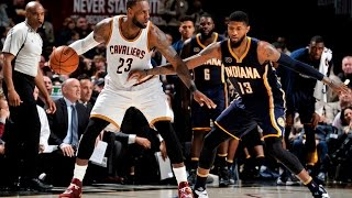 Best of LeBron James, Paul George From Game 1