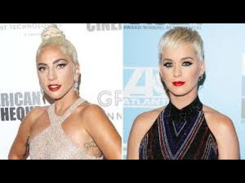 Lady Gaga breaks silence on leaked texts criticising Katy Perry Mp3