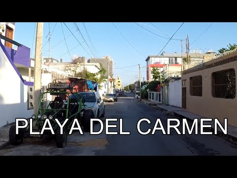 Playa del Carmen, Mexico | Walking Tour