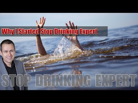Why I Started Stop Drinking Expert to help problem drinkers