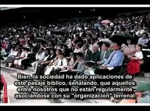 Escuchar discursos publicos de los testigos de jehova