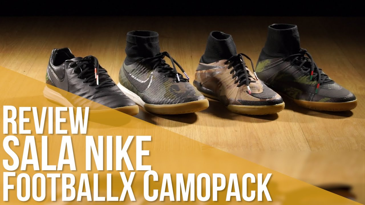 Nike 2016 Futbol Militar