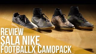 Review Sala NikeFootballX Camo Pack