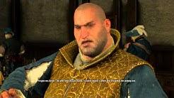 "The Witcher 3 - Count Reuven's Treasure: Critcal Choice (Lie to Sigi) ""Protect Dandelion"" Triss PS4"