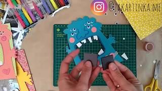 как сделать рамку для фото zakartinka me DIY рамочка для фото своими руками из бумаги и картона