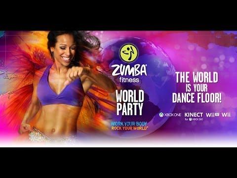 Zumba World Party | Tráiler HD Wii/Wii U/XBOX (Kinect)