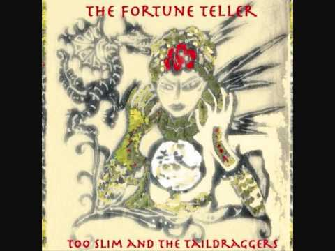 Too Slim & The Taildraggers - Givers And Takers