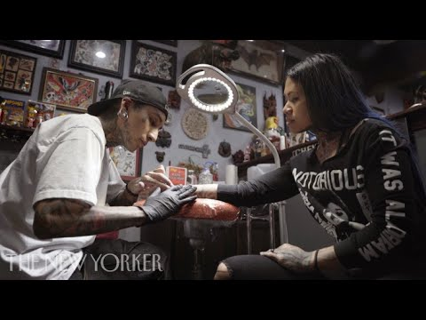 The Tattoo Parlor That's Vegas Strong | The New Yorker
