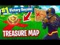 Treasure Hunt, FREE TIERS, fortnite