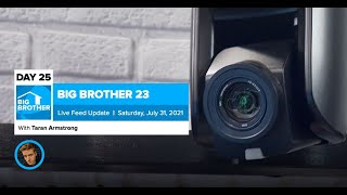 Big Brother 23 Day 25 Live Feed Update