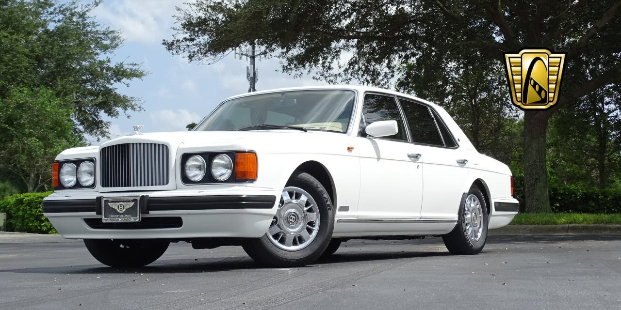1997 bentley brooklands gateway classic cars orlando 550