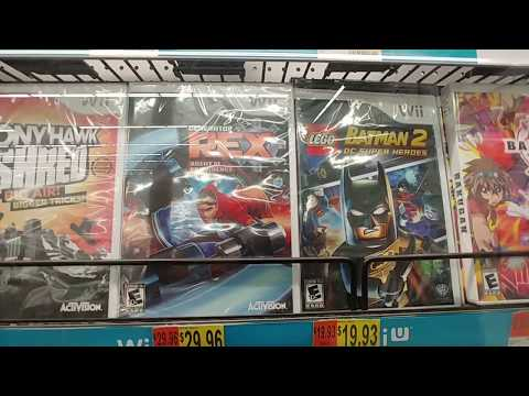 Wii Video Games At Walmart 2018
