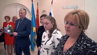 В Жуковском ЗАГСе состоялось торжественное вручение паспортов