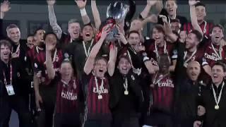 Juventus 1:1 Milan   2016 Super Cup   Milan Champs!